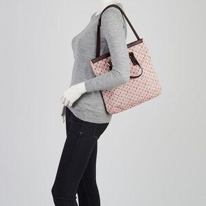 LOUIS VUITTON Cherry Monogram Francoise Bag